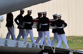 Benghazi Coffins