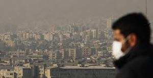 Iran the most air polluted country in the world