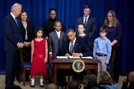 Obama Announces Action on Gun Control
