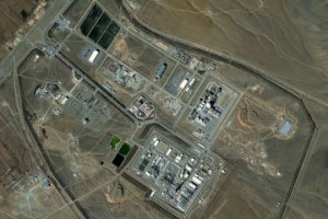 Arak Nuclear Reactor, Iran