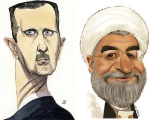 Iran and Syria model