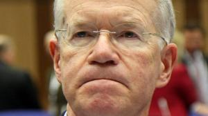 US envoy to IAEA Joseph MacManus