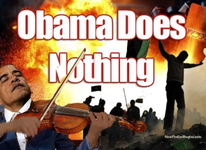 obama-fiddles-while-libya-burns