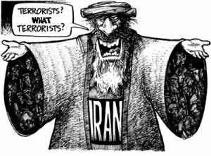 Iran Terrorists