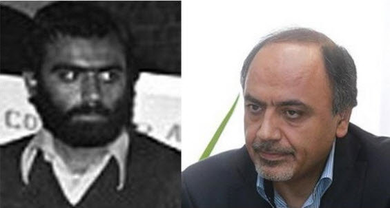 Terrorist Hamid Aboutalebi, a US diplomats hostage-taker, and IRI's ambassador to UN.