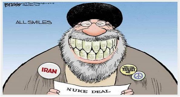Mullahs nuclear deal