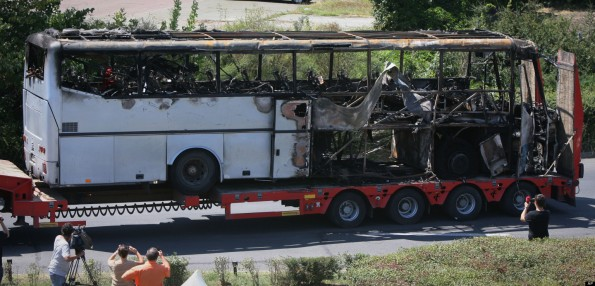 Bulgaria attack targeted Israelli tourists liked to the Iranian Mullahs-supported Hezbollah