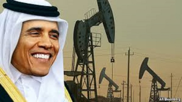 Obama an oil-cartel mercenary