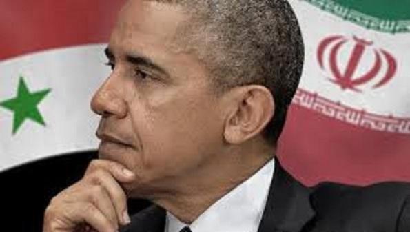 ObamaSyriaIran