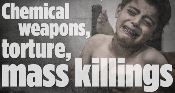 Assad's Chemical Weapons-1